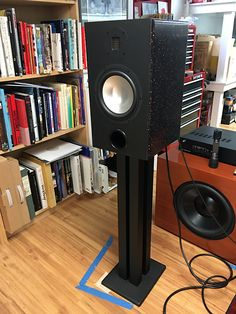 RBH Sound brings us a potent active studio monitor that can be used in either professional or home environments. Read more from our latest review! #RBH #BookahelfSpeaker #active Speaker Amplifier, Bookshelf Speakers, Monitor, Bring It On, Electronics, Studio, Studios, Consumer Electronics