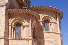 San Martin de Fromista, Palencia, Apse