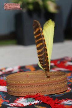 DIY Indianerschmuck aus SnapPap