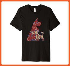 Mens Dog schnauzer silhouette t shirt XL Black - Animal shirts (*Partner-Link)