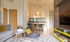 Knq associates Design a Stylish Apartment in Singapore