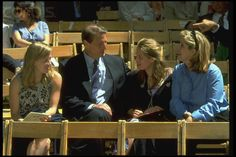 Al Gore at his daughter's graduation from Harvard University. L to R: Karenna, Al, Kristin and Tipper Gore. Al Gore, Those Were The Days, Harvard University, Love Of My Life, Graduation, Image, Moving On, College Graduation