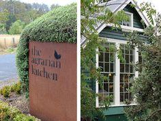 The Agrarian Kitchen cooking school, Tasmania
