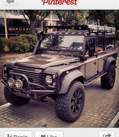 Want for when I explore the country