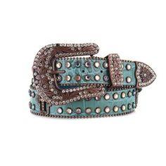 Shyanne® Women's Gator Embossed Belt