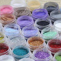 33 Palette de Fard à Paupières Sec Fard à paupières palette Poudre Normal Maquillage Quotidien de 4777246 2016 à €1.95