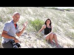 http://www.brentmailphotography.com/  How do you photograph a portrait or model in direct sunlight, dealing with all the elements, wind and harsh sunlight? In this video I show you how I do it, and we look at the images afterwards.    Please leave me comments below - and like this video too. Thanks.    More free photography tips and tricks on my webs...