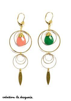 Des BO fines et tendances, on adore !! Et vous ? #ladroguerie #bijoux #bo
