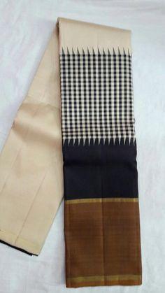 New design in Kanjivaram Ph.9849114333