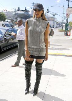 """Ciara arrive au défilé de mode """"Serena Williams"""" lors de la fashion week de New York City, New York,"""