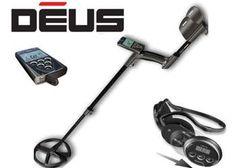 XP Deus Metal Detector Model WS4RC 9 Inch coil Australian Stock, Immediate Delivery-Pickup.