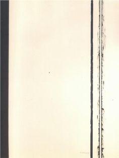 Second Station (of the Cross) - Barnett Newman. Art Experience NYC www.artexperiencenyc.com/social_login/?utm_source=pinterest_medium=pins_content=pinterest_pins_campaign=pinterest_initial