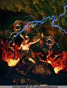 Legends of Norse Mythology by Howard David Johnson