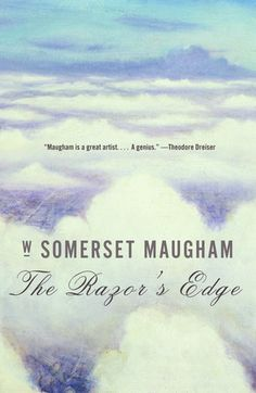 The Razor's Edge Book Cover Picture