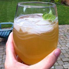 El Chupacabra Martini | Blood Orange, Martinis and Coconut Rum