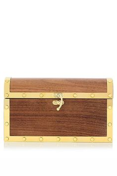 You Wood: The New Clutch Style For Next-Level Party Girls