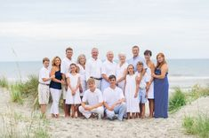 large group pictures on the beach | large-family-photos-in-myrtle-beach-photography-at-the-beach-portraits ...