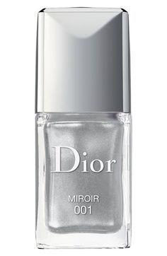 Dior 'Vernis - Miroir' Gel Coat Nail Lacquer available at #Nordstrom