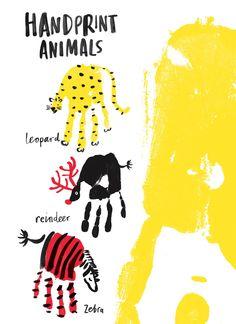 books4yourkids.com: Lets Make Great Fingerprint Art by Marion Deuchars