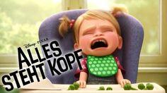 ALLES STEHT KOPF - Ekel und Wut - JETZT im Kino | Disney HD