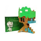 Calafant Treehouse- fun to build, fun to decorate, and fun to play with.