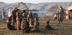 Historical series about Kazakh Khanate on www.qazageli550.kz