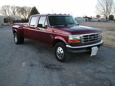 1996 Ford w/ Powerstroke Diesel F350 Dually, Dually Trucks, Powerstroke Diesel, Lifted Trucks, Ford Trucks, Pickup Trucks, 1979 Ford Truck, Ford Obs, Ford Diesel