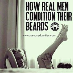 What's the secret for a healthier, thicker beard you ask? Say no more. Apply daily (morning, evening) Guaranteed satisfaction yeessss please Kinky Quotes, Sex Quotes, Love Quotes, Thick Beard, Sexy Beard, Beard Quotes, Seductive Quotes, Beard Humor, Naughty Quotes