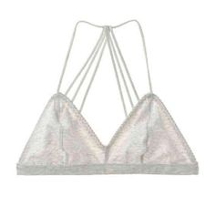 PINK Bralette Small New, snow heather is the color. Victoria's Secret Intimates & Sleepwear Bras