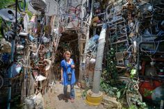 Cathedral of Junk - Austin TX how did i miss this place? Only In America, Downtown Los Angeles, Austin Tx, Cathedral, Nostalgia, Cool Stuff, Photos, Travel, Viajes