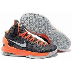 http://www.anike4u.com/ Cheap Nike KD 5 Shoes For Men Grey Orange White