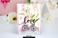 Hello Word, Greeting Words, The Ton Stamps, Daisy Field, Red Sangria, Love Hug, Pink Paper, Perfect Image, Digital Image