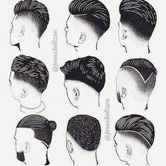 Tu elige tu propio estilo! 💈✂Barriello Peluqueros✂💈 #barber #barbershop #barberlife #barberia #hairstyle #barberinternational #barriellopeluqueros