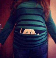 More Clever Pregnant Halloween Costumes - Pregnant Chicken Costume Halloween, Pregnant Halloween Costumes, Maternity Halloween, Halloween Pregnancy Shirt, Funny Pregnancy Shirts, Pregnancy Humor, Baby Pregnancy, Baby Shirts, Maternity Tops