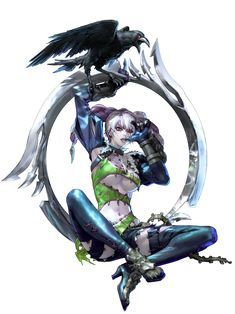 Definitely the version of Tira I am going as. From V