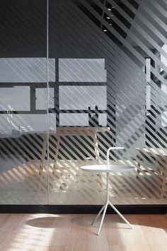 Up in Arms About Glass Wall Design? The very first and most popular glass is clear glass. Picking the proper glass rides on the requirements of the or. Windows Office, Office Walls, Front Windows, Corporate Office Decor, Corporate Interiors, Office Interiors, Glass Film Design, Frosted Glass Design, Glass Sticker Design