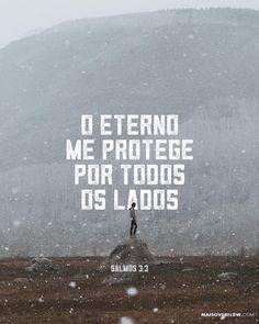 """""""Mas tu ó Eterno me proteges por todos os lados. Firmas os meus pés ergues a minha cabeça."""" - Salmos 3:3  #30DAYSOFBIBLELETTERING  X"""