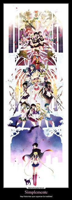 Sailor Moon Christal's. Magick