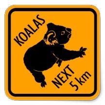 Google Image Result for http://rlv.zcache.com/koala_bear_australia_sign_pack_of_6_20_stickers-p217413466027625276enqye_216.jpg