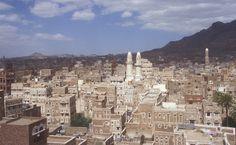 Sana in the Yemen