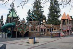 #play John H. Ferns Park, Woodland, CA. Designed by Leathers & Associates.