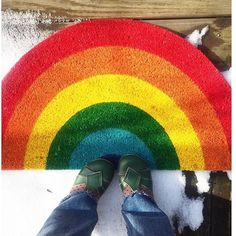 """75 Likes, 2 Comments - Sven Original Clogs (@svenclogs) on Instagram: """"What's at the end of rainbow? Sven Clogs of course! Happy St Patrick's Day! @smartstudioakron…"""""""