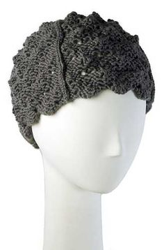 Lyre hat -- wonderful lacey 2 needle hat. Good as long as the chinooks don't blow in!