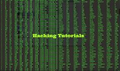 Computer & Technology: Hacking Learning
