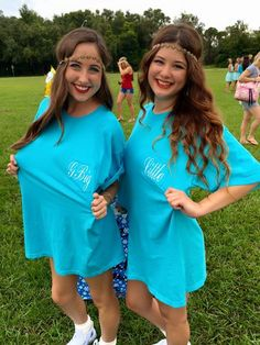 G-Big and Little reveal pocket tees