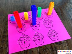 This week our class is getting to know their ABC's with exposure to this fun and…