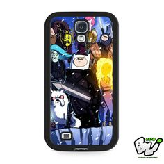 Game Of Thrones Adventure Time Samsung Galaxy S4 Case