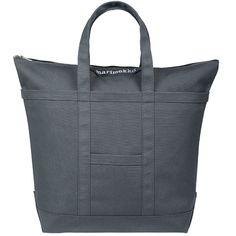 New Matkuri bag, dark grey, by Marimekko.