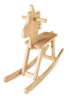 cavalo cavalinho de balanço madeira para crianças