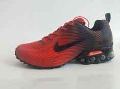 meet 3e908 4a57d Relaxed Nike Air Shox KPU University Red Navy Blue Shox Nz Women s Men s  Athletic Running Shoes